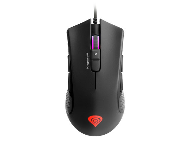 GAMING MOUSE GENESIS KRYPTON 800 10200DPI OPTICAL WITH SOFTWARE BLACK
