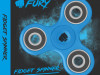 FIDGET SPINNER FURY BLUE