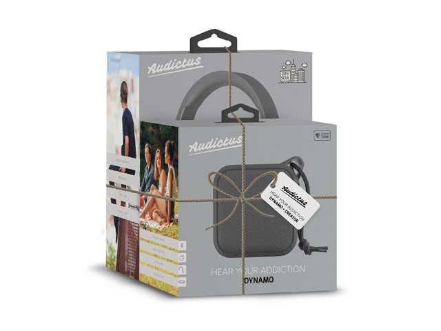 BUNDLE AUDICTUS HEADSET CREATOR + SPEAKER BLUETOOTH