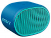 BLUETOOTH SPEAKER SONY XB01 6H BLUE