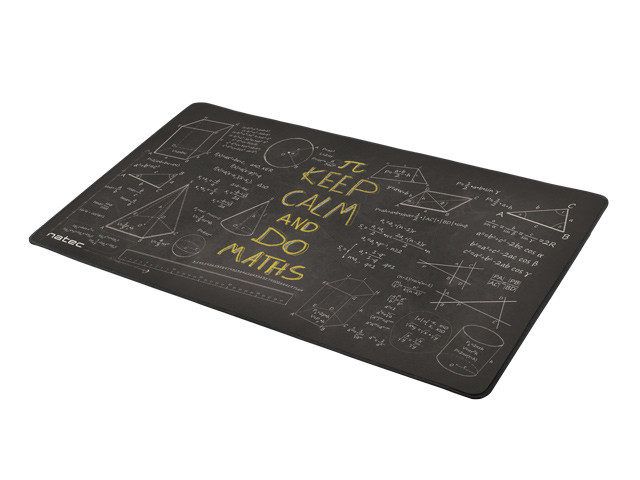 MOUSE PAD NATEC MATHS MAXI 800X400MM
